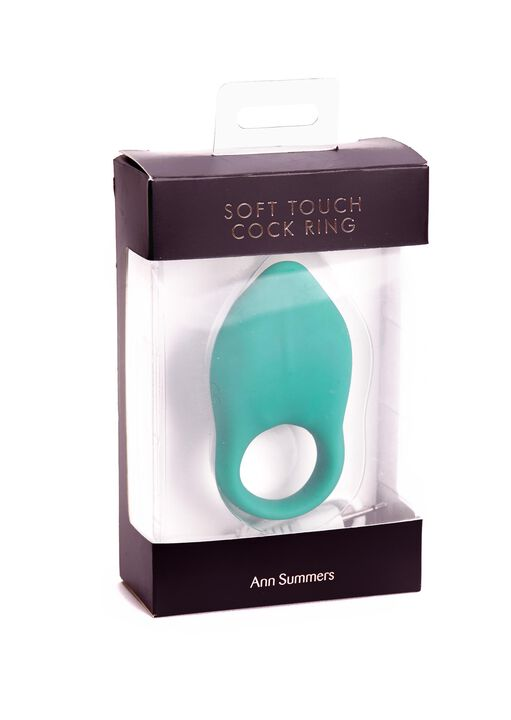 Soft Touch Rechargeable Cock Ring image number 3.0