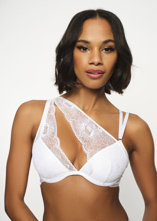 Knickerbox Planet - The Lace Dreamer Non Padded Bra image number 2.0