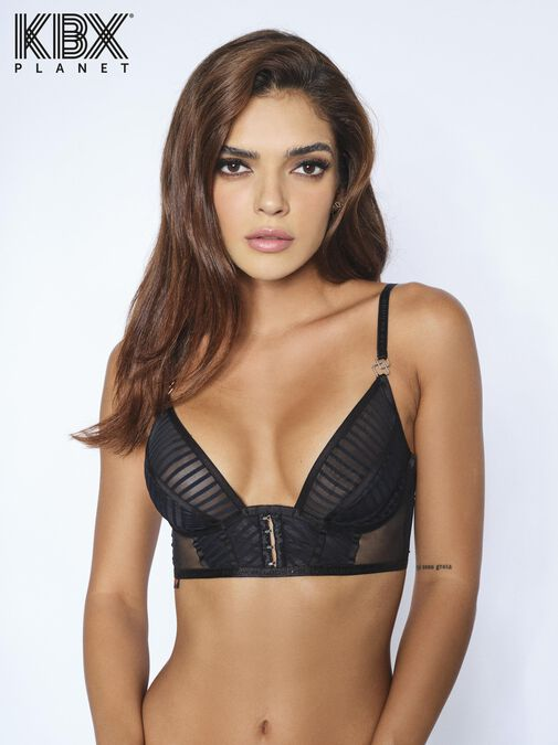 Knickerbox Planet - The Smooth Talker Non Padded Bra image number 3.0