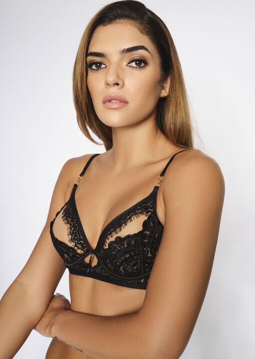 Fiercely Sexy Erotic Bra  image number 2.0