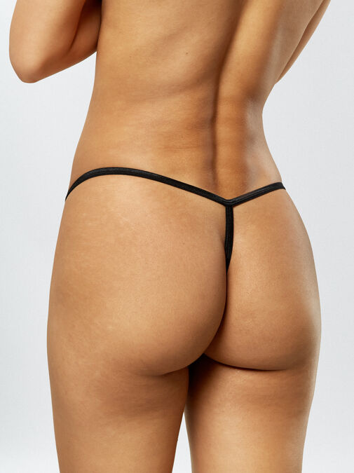 Patrice 3 Pack Crotchless String image number 2.0