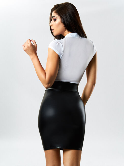 Sexy Secretary Outfit  image number 2.0