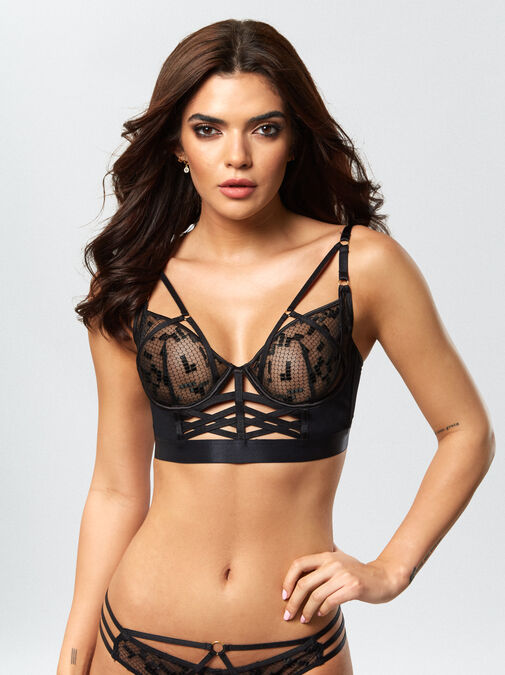 The Courageous Non Padded Bra image number 2.0