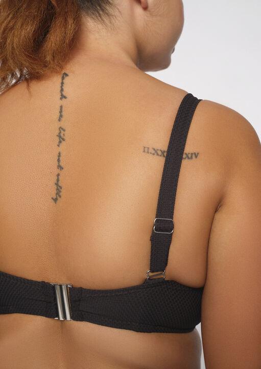 The Sunseeker Fuller Bust Bikini Top  image number 2.0