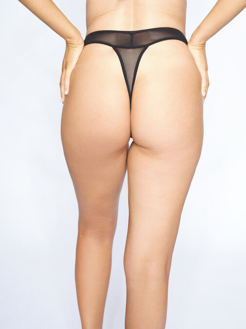 The Hero HW Crotchless Thong image number 1.0