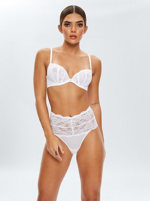 Sexy Lace Sustainable Non Padded Bra
