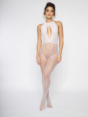 The Dream Girl Crotchless Bodystocking