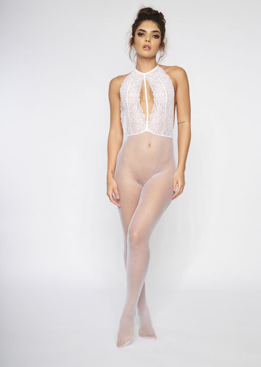 The Dream Girl Crotchless Bodystocking image number 0.0