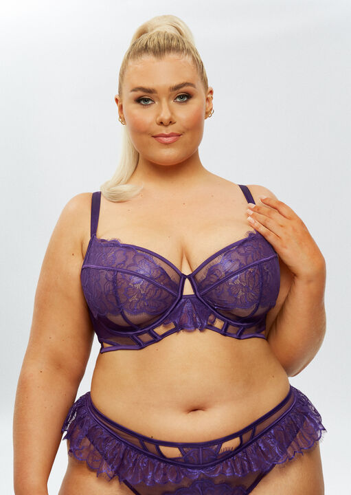 The Understated Fuller Bust Non Padded Bra image number 3.0