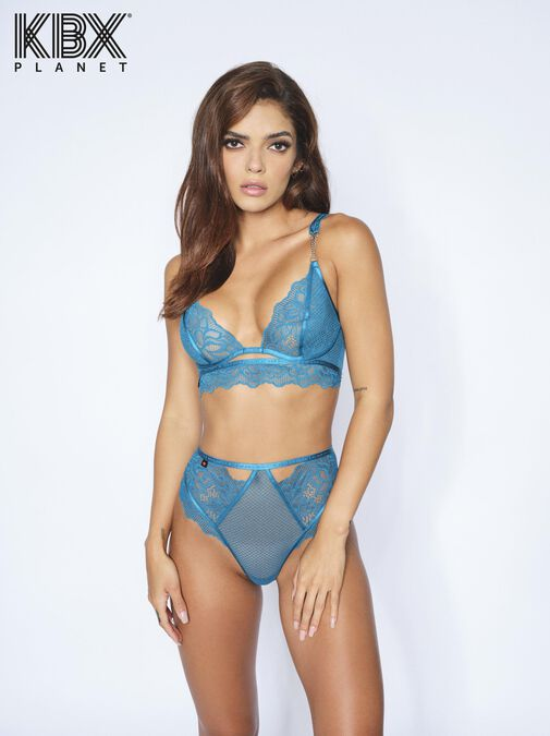 Knickerbox Planet - The Main Attraction High Waisted Thong image number 3.0
