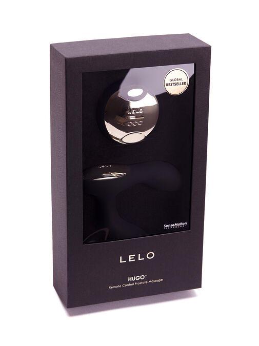Lelo Hugo Remote Controlled Vibrating Prostate Massager image number 7.0