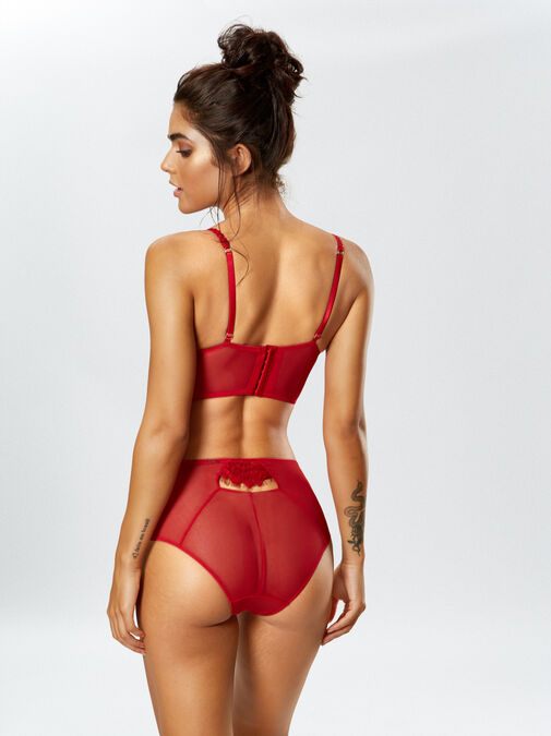 Lipsy Lonnie Non Padded Bra image number 1.0