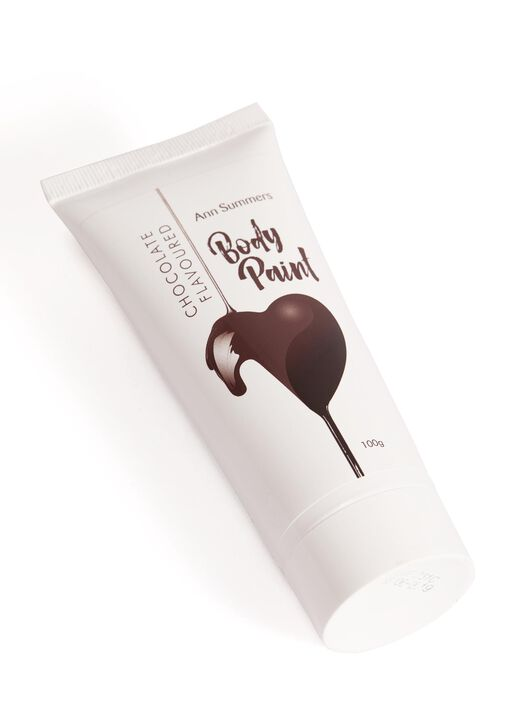 Chocolate Flavoured Body Paint 100g image number 2.0