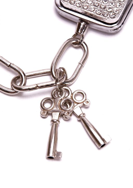 Diamante Metal Cuffs image number 1.0