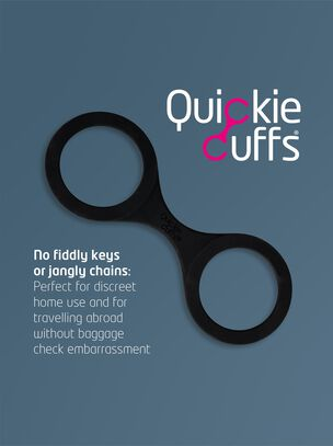 Silicone Quickie Cuffs