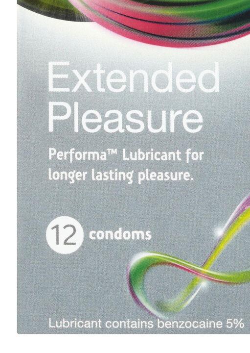 Durex Extended Pleasure Condoms image number 1.0