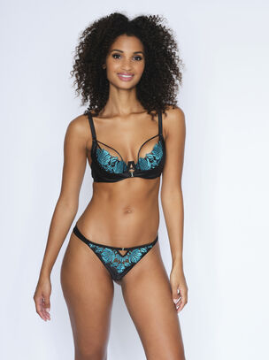 The Seductive Touch Plunge Bra