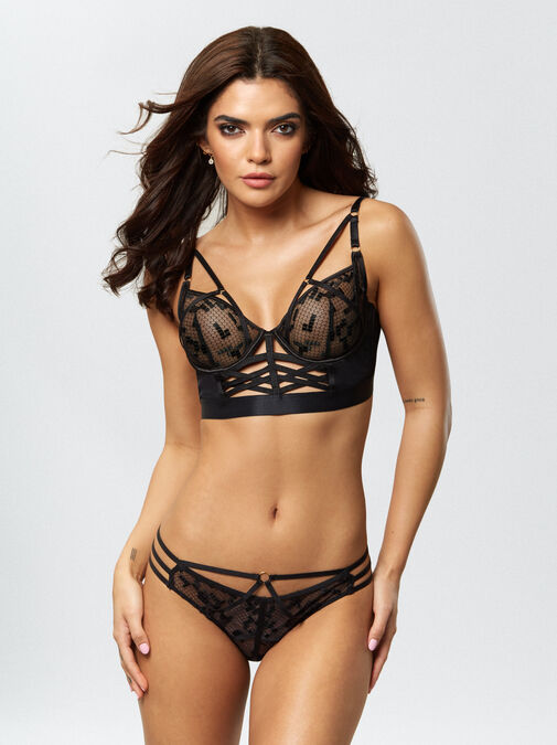 The Courageous Non Padded Bra image number 0.0