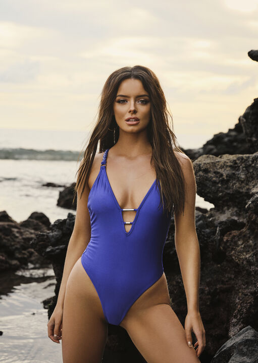 The Midnight Dip Swimsuit image number 0.0