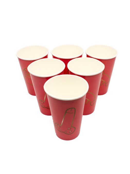Penis Party Cups image number 1.0