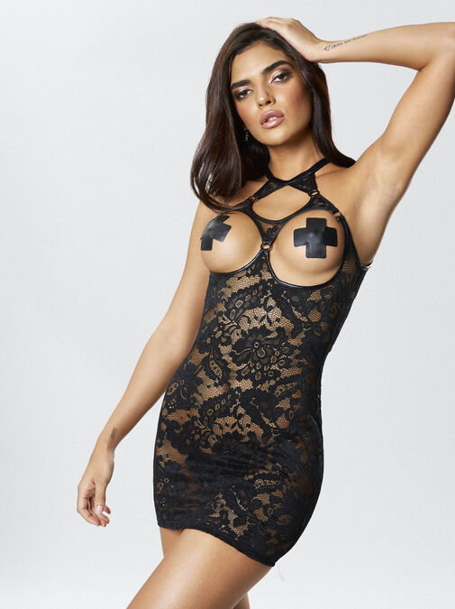 Anise Lace Dress image number 0.0