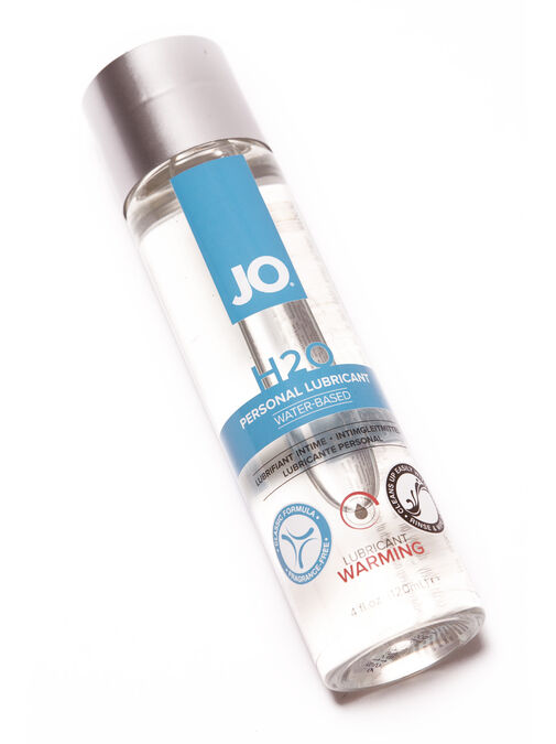 System JO H2O Warming Lube 120ml image number 2.0