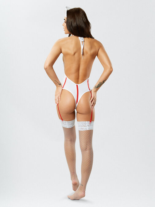 Dreamgirl Naughty Nurse Outfit image number 1.0