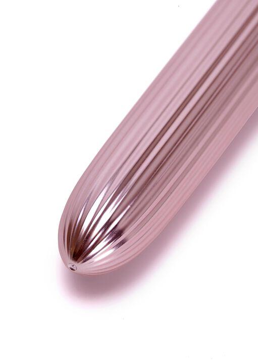 Ribbed Slender Vibrator  image number 2.0