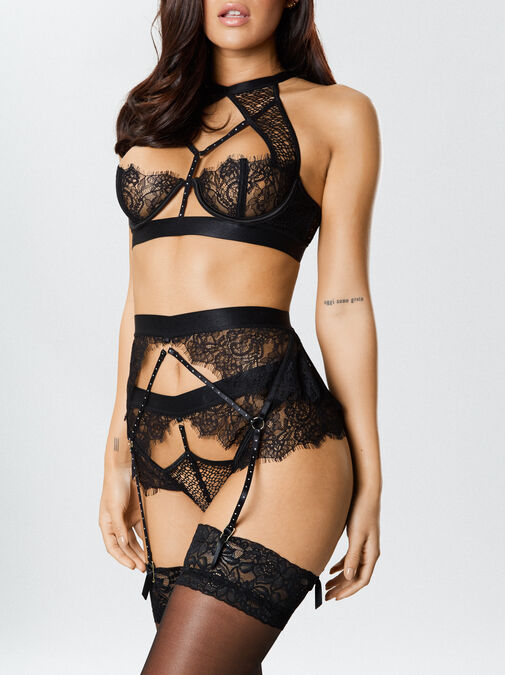 The It Girl Suspender Belt image number 0.0