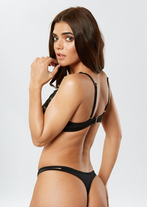 Fiercely Sexy High Apex Bikini Top image number 2.0