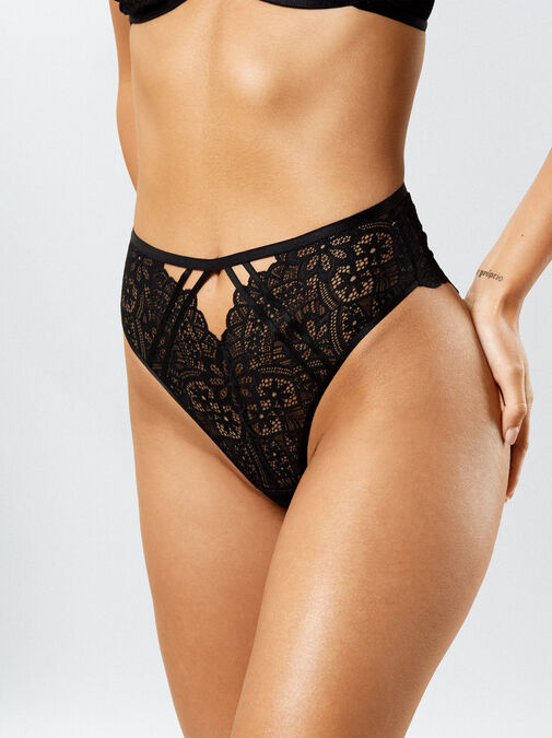 Knickerbox Planet -The Charmer High Waisted Brazilian image number 0.0