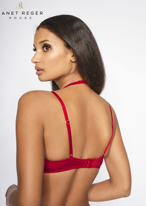 Janet Reger To Love And Be Loved Plunge Bra image number 3.0