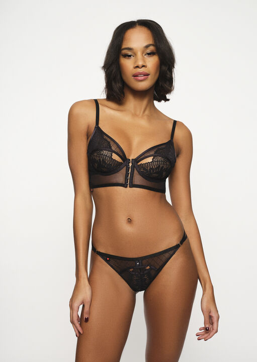 Knickerbox Planet - The Serenity Seduction Non Padded Bra image number 0.0
