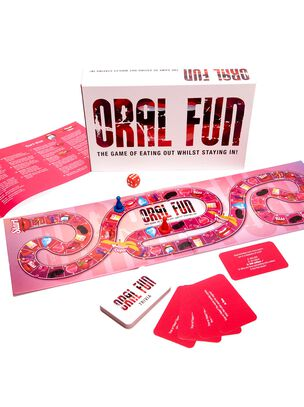 Oral Fun Board Game