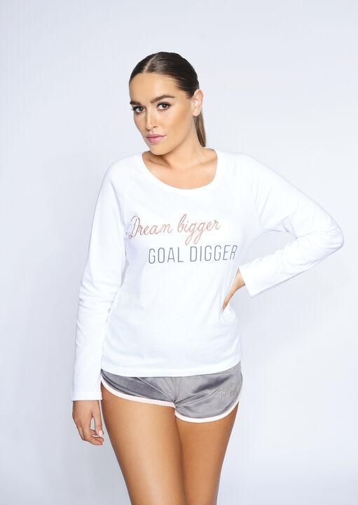 Goal Digger T-Shirt image number 0.0