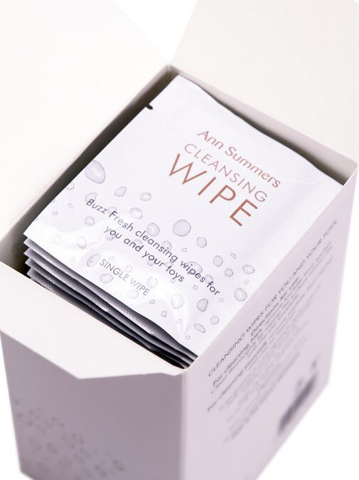 Buzz Fresh Cleansing Wipes 30 Pack image number 1.0