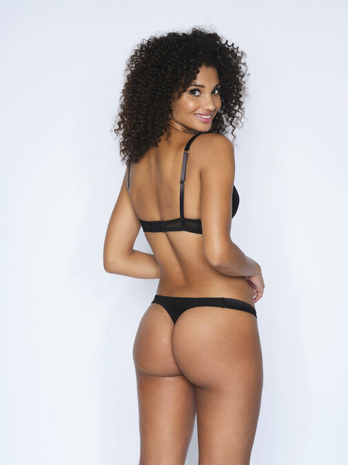 The Seductive Touch Thong image number 3.0
