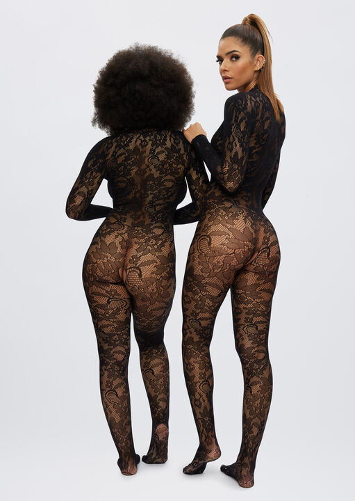 The Supreme Crotchless Bodystocking image number 4.0