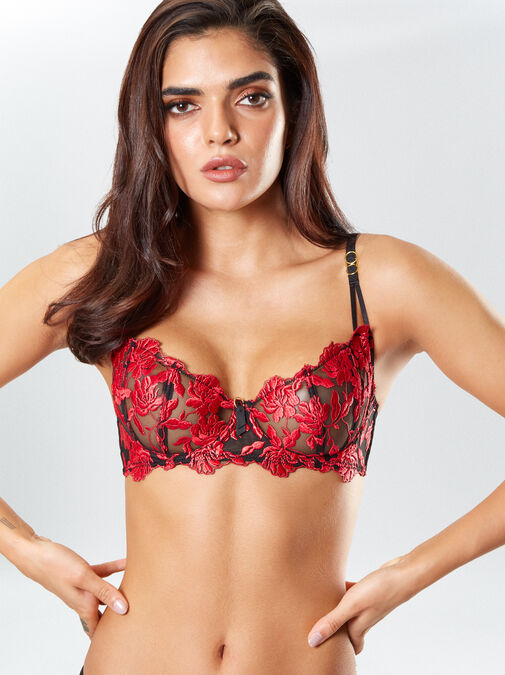 Cecile Non Padded Bra image number 2.0