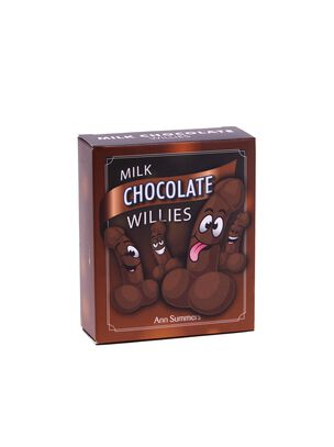 Milk Chocolate Willies