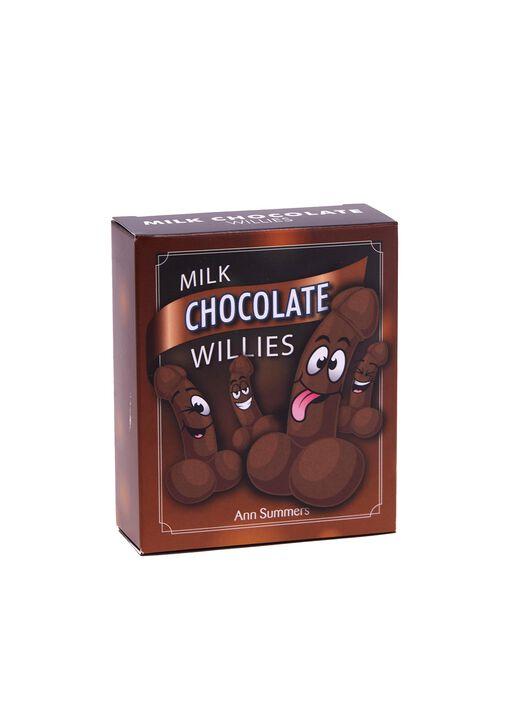 Milk Chocolate Willies image number 0.0