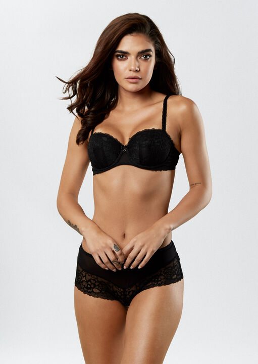 Sexy Lace Short image number 2.0