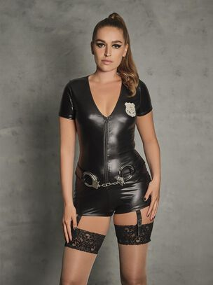 Arrest Me Officer Outfit