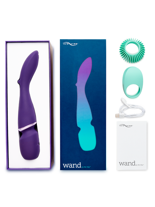 We-Vibe Rechargeable Wand image number 12.0