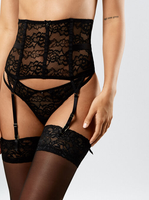 Sexy Lace Waspie image number 0.0