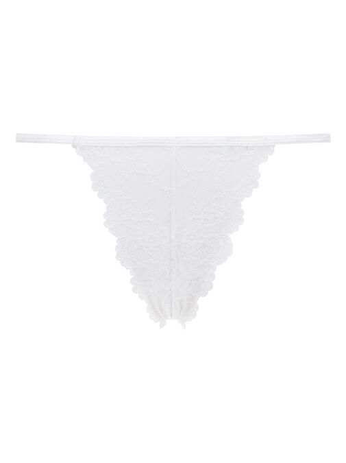 Patrice 3 Pack Crotchless String image number 12.0