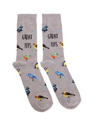 Great Tits Socks