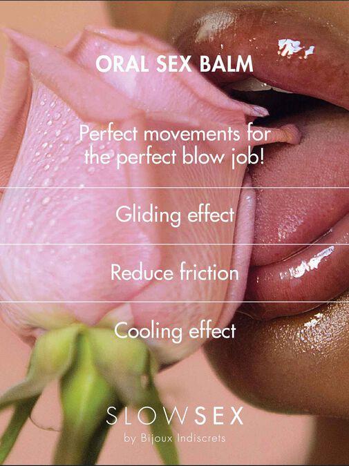 Bijoux Indiscrets Slow Sex Oral Sex Balm image number 4.0