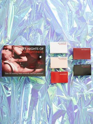 50 Nights of Naughtiness