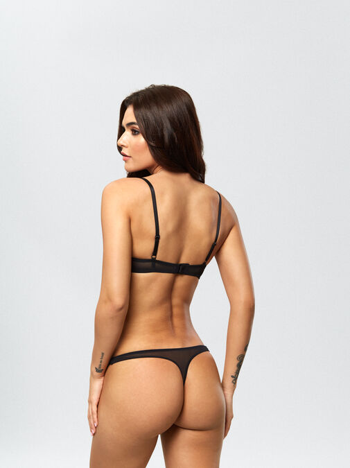 Lustrous Dreams Thong image number 3.0